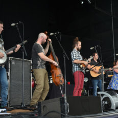 Yonder Mountain Welcome Members of Greensky Bluegrass and More at Northwest String Summit
