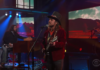"Watch: Lukas Nelson & Promise of the Real Perform ""Bad Case"" on 'The Late Show'"
