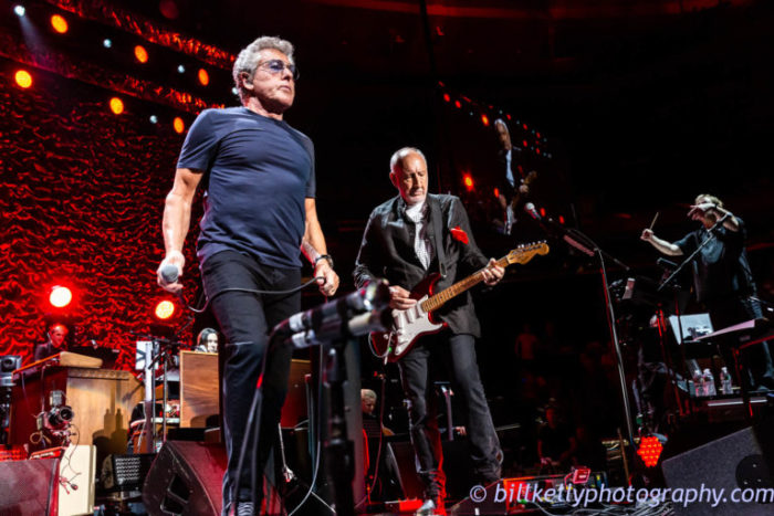 The Who in Pittsburgh