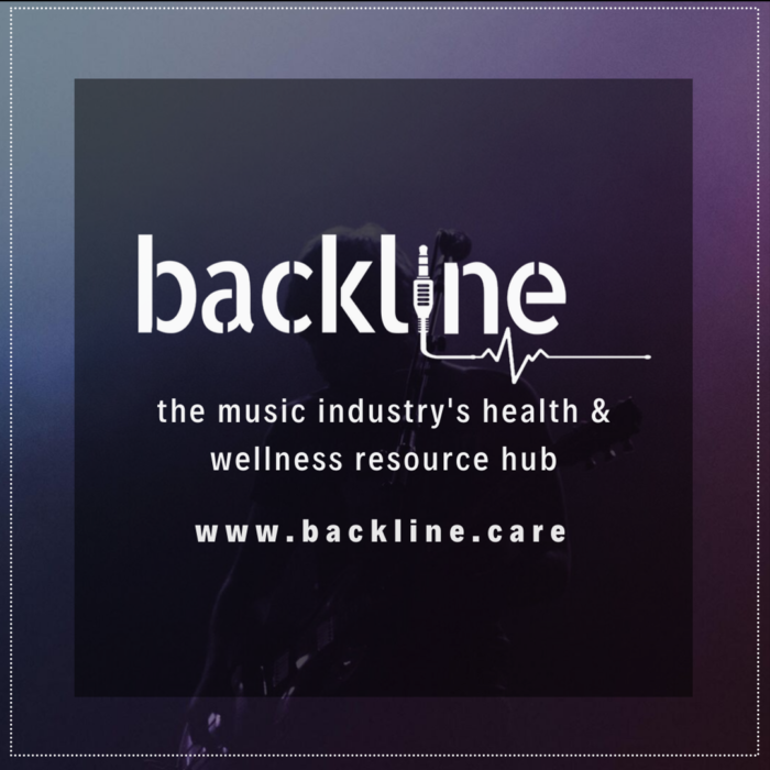 New Mental Health Foundation, Backline, Forms to Help Musicians and Crew in Distress