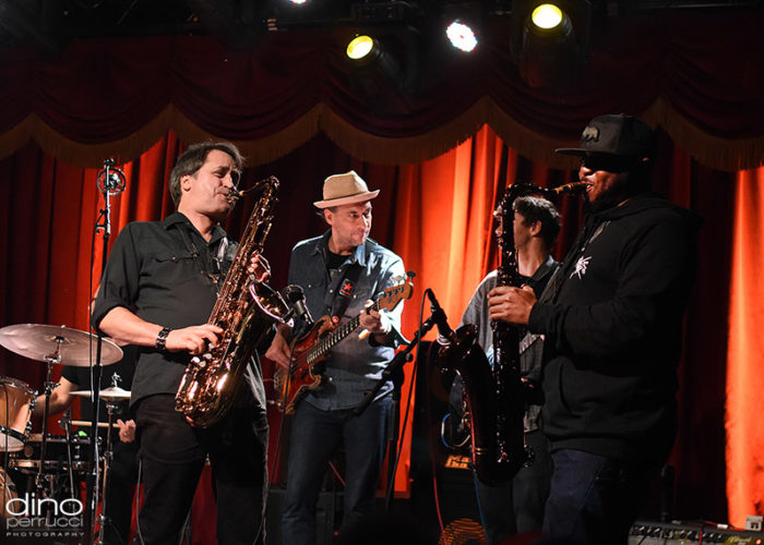The Emerald Quintet with James Casey at Brooklyn Bowl (A Gallery)